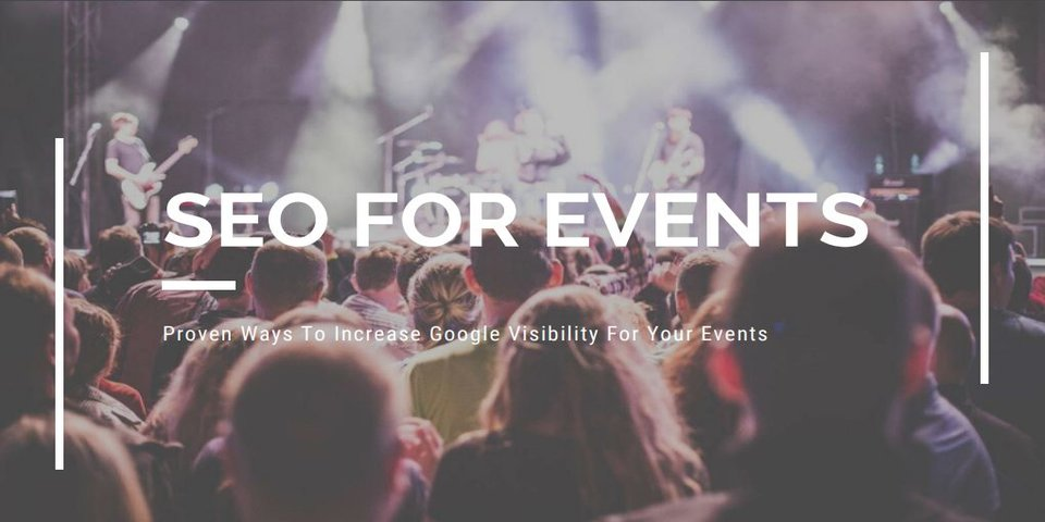 seo for events